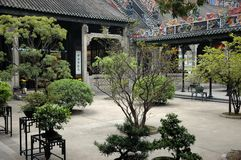Traditional Chinese architecture Royalty Free Stock Photography