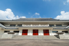 Traditional Chinese architecture Stock Photo