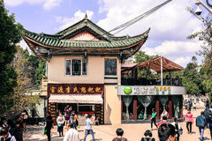 Traditional Chinese Architecture Stock Image