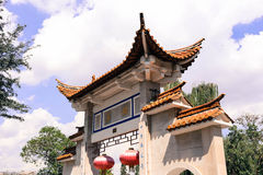Traditional Chinese Architecture Royalty Free Stock Image