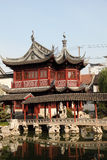 Traditional chinese architecture Stock Images
