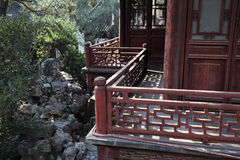 Traditional Chinese Building Royalty Free Stock Image