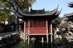 Traditional Chinese Building Royalty Free Stock Photos