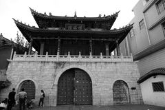 Traditional Chinese Building Royalty Free Stock Photo