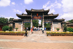 Traditional Chinese Building Stock Image