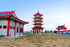 Traditional chinese building Stock Images