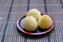 Traditional Chinese cake ,Chinese Pastry or Moon cake, Chinese festival dessert Royalty Free Stock Images