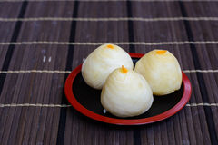 Traditional Chinese cake ,Chinese Pastry or Moon cake, Chinese festival dessert Stock Photography