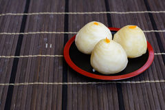 Traditional Chinese cake ,Chinese Pastry or Moon cake, Chinese festival dessert Royalty Free Stock Photography
