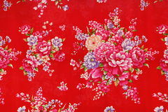 Traditional chinese cloth Stock Image