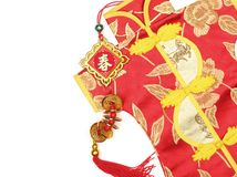 Traditional Chinese Costume Royalty Free Stock Photos