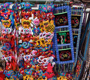 Traditional Chinese Crafts Royalty Free Stock Photos