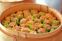 Traditional chinese cuisine stock image