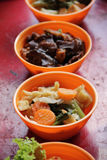 Traditional Chinese cuisine Royalty Free Stock Photography
