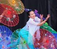 Traditional Chinese Dancer