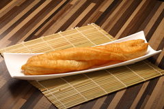Traditional chinese deep fried bread stick Royalty Free Stock Image