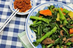 Traditional Chinese dish Royalty Free Stock Photo