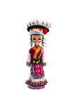 Traditional Chinese Doll Royalty Free Stock Photos