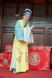 The traditional Chinese drama Royalty Free Stock Images