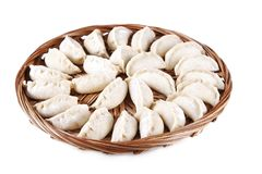 Traditional chinese dumplings Stock Image