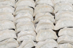 Traditional Chinese dumplings Royalty Free Stock Photography