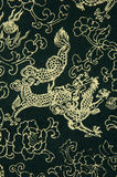 Traditional Chinese fabric sample Royalty Free Stock Photography