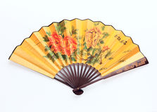 Traditional Chinese fan Stock Images