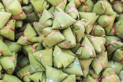 Traditional Chinese food or Ba Jang Stock Photos