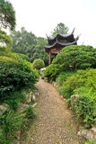 Traditional Chinese garden Royalty Free Stock Photo