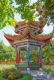 Traditional chinese garden Stock Image