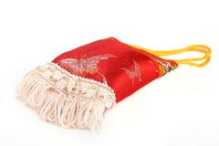 Traditional Chinese handcraft - Sachet Stock Images