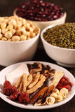 Traditional Chinese Herbal Medicine Stock Images