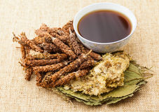 Traditional chinese herbal tea Royalty Free Stock Photography