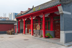Traditional chinese house Royalty Free Stock Image