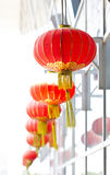 Traditional Chinese Lantern. Royalty Free Stock Images