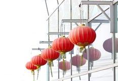 Traditional Chinese Lantern. Stock Photo
