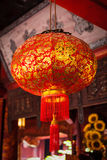 Traditional Chinese lantern Stock Photos