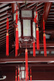 Traditional chinese lantern Stock Images