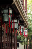 Traditional chinese lantern Royalty Free Stock Photo