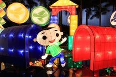 Traditional Chinese lanterns Stock Photos