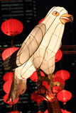 Traditional Chinese lanterns Royalty Free Stock Image