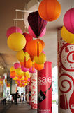 Traditional Chinese lanterns Stock Photo