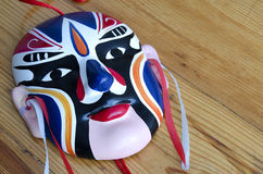 Traditional Chinese mask Royalty Free Stock Photography