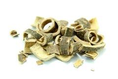 Traditional Chinese Medicine - Hehuan pi(cortex albiziae) Royalty Free Stock Photo