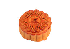 Traditional Chinese mooncake Stock Photo