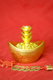 Traditional Chinese New Year decoration Stock Photo