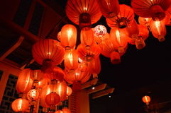 Traditional Chinese New Year Lantern Royalty Free Stock Photo