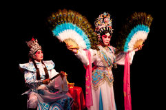 Traditional Chinese opera Royalty Free Stock Photo