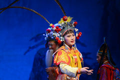 Traditional Chinese opera Stock Image