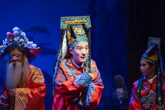 Traditional Chinese opera Royalty Free Stock Photos